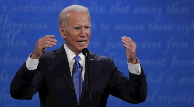 Biden presenta elegidos para Departamento de Justicia