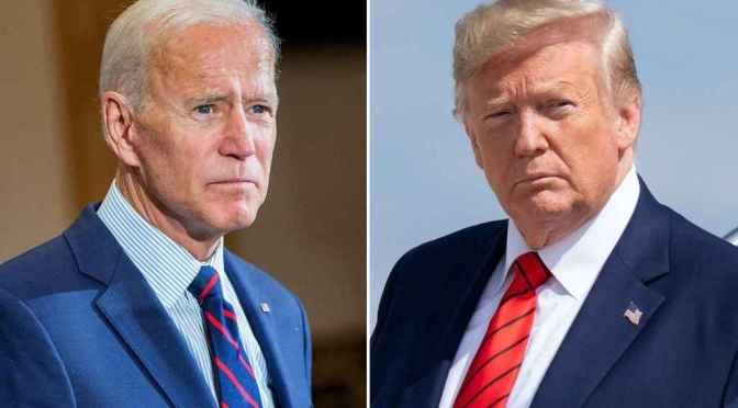 Trump y Biden luchan por ganar el Senado