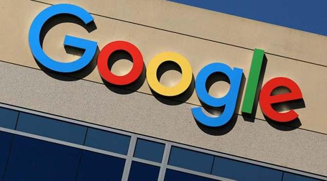 Google detiene las donaciones a miembros del Congreso Que votaron en contra de los resultados de las elecciones