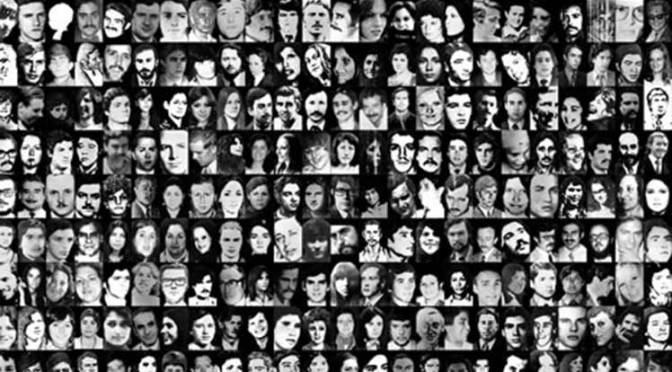 México reportó casi 7,000 desaparecidos en 2020