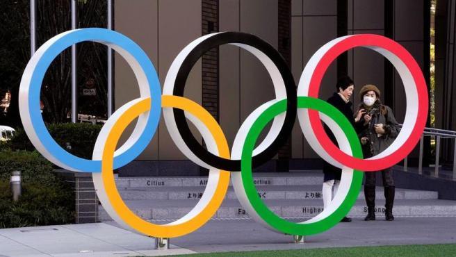 Japón dice que la vacunación no será requisito para celebrar Juegos Olímpicos