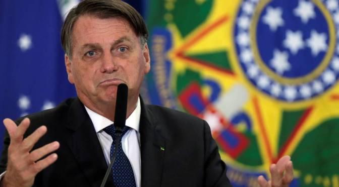 Bolsonaro anuncia un nuevo atraso en el inicio de la vacunación en Brasil