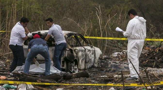 Al menos dos guatemaltecos entre los 19 cuerpos encontrados en el norte de México