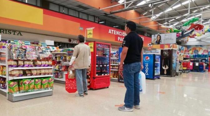 Supermercados en CDMX podrán operar las 24 horas para evitar propagación de contagios por Covid-19