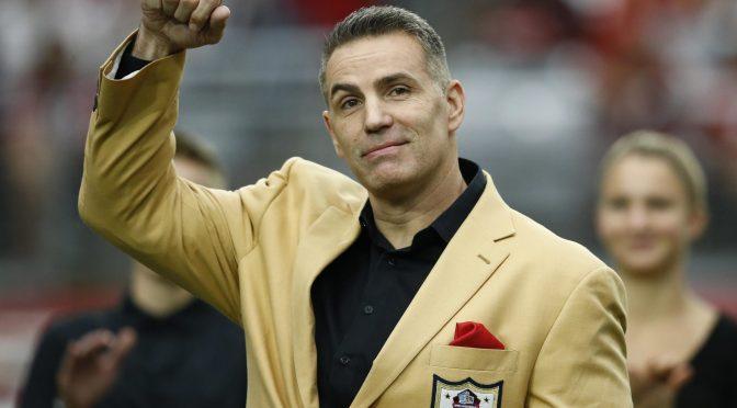 Ex quarterback de los Rams, Kurt Warner da positivo a Covid-19