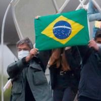 Brasil registra 67,758 nuevos casos de coronavirus en 24 horas