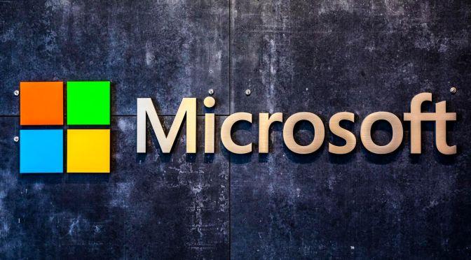 Ganancias de Microsoft en el centro de atención por signos de recuperación comercial
