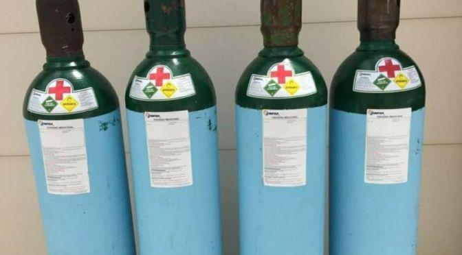 Infra instala en la Magdalena Mixuca el centro de llenado de oxígeno más grande del país