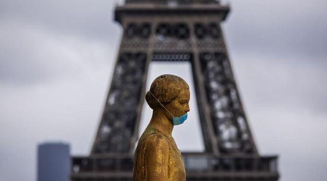 Francia refuerza los controles para evitar un nuevo confinamiento