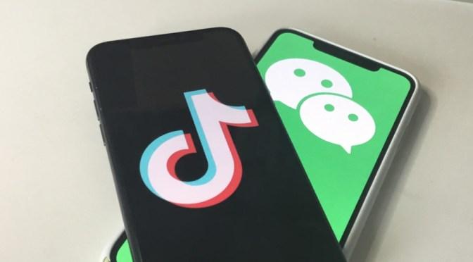 Departamento de Justicia de EU Busca retrasar las apelaciones sobre las restricciones de WeChat y TikTok