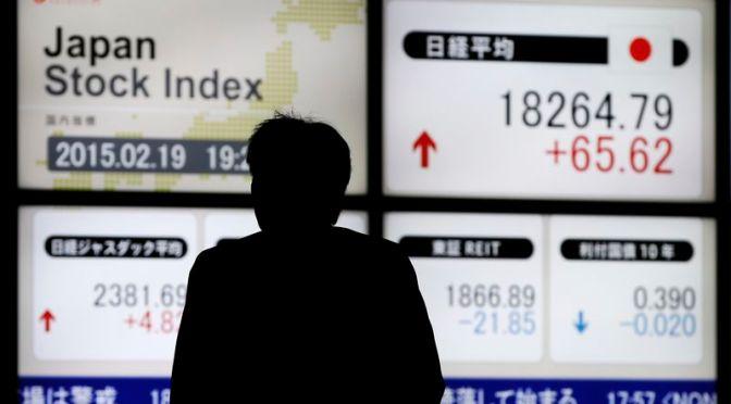 Nikkei recupera la marca 30,000 a medida que aumenta el optimismo económico