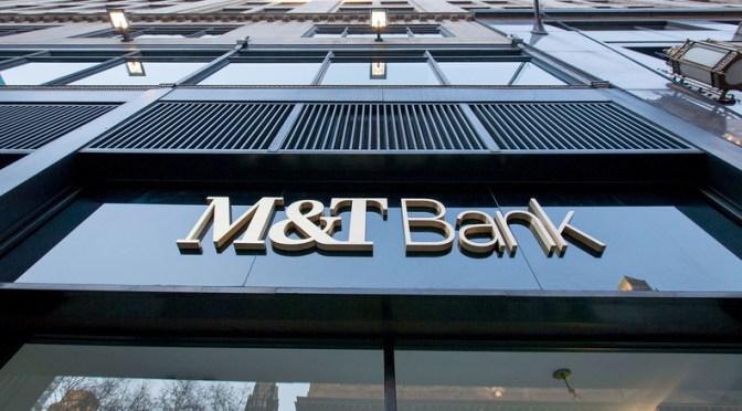 M&T Bank acuerda comprar People's United Financial por más de 7 mil millones de dólares