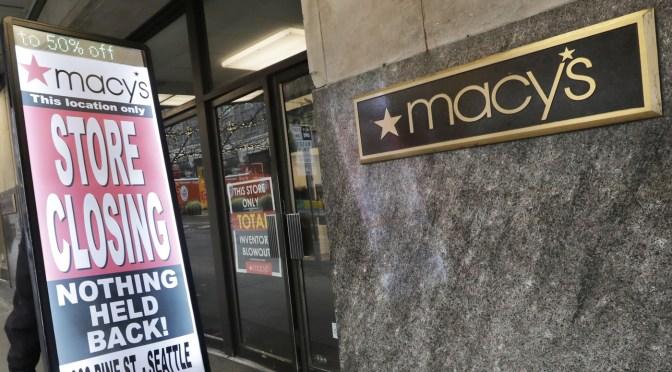 Macy's pronostica ventas optimistas para 2021
