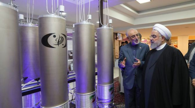 A pesar de acuerdo, Irán amenaza con incrementar su uranio por Estados Unidos