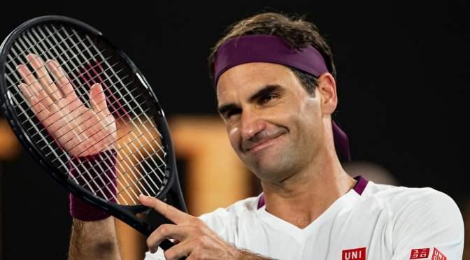 Federer regresará a las canchas hasta marzo debido a una lesión