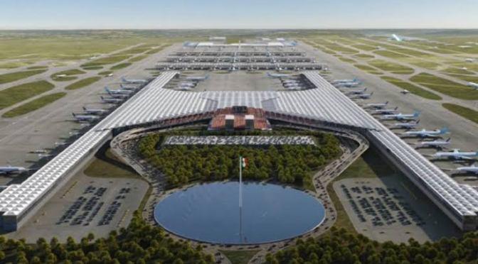 El Soñado Aeropuerto Felipe Ángeles