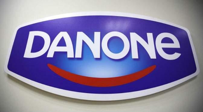 Danone espera volver al crecimiento de las ventas en el segundo trimestre de 2021