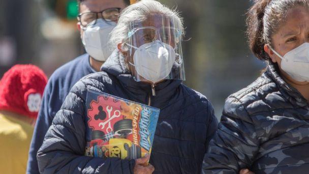 Detalla López Obrador que Mañana iniciará la vacunación de adultos mayores contra Covid-19