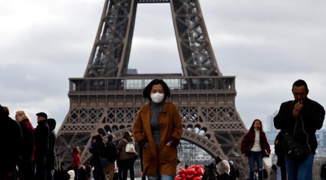 Francia reporta más 21,000 nuevos casos de coronavirus en 24 horas