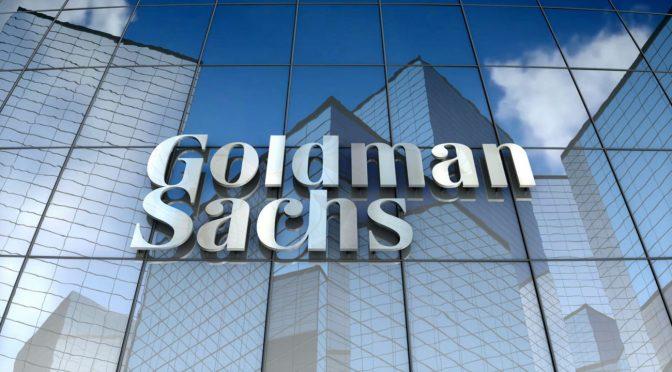 Regulador alemán ordena a Goldman Sachs que evite el blanqueo de capitales y la financiación del terrorismo