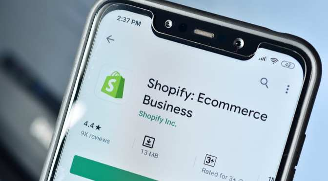 Ingresos trimestrales de Shopify superan expectativas