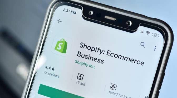 Ingresos trimestrales de Shopify superan expectativas
