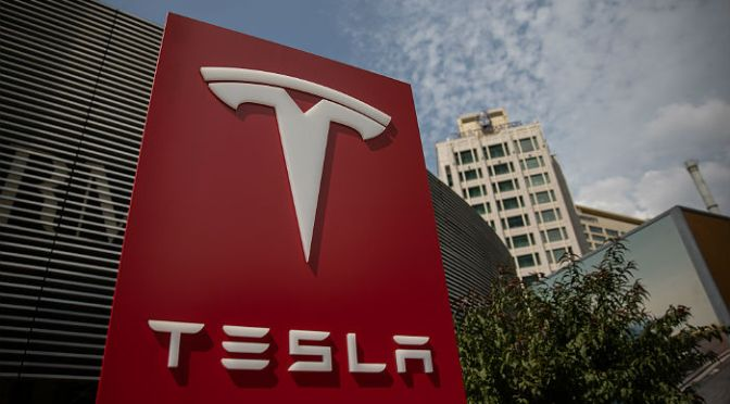 Indonesia recibe propuesta de inversión de Tesla