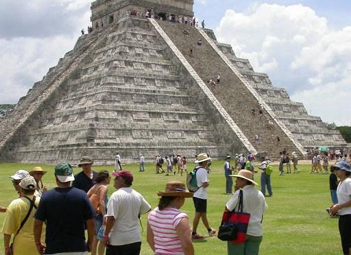 México sufrió desplome histórico del turismo internacional en 2020