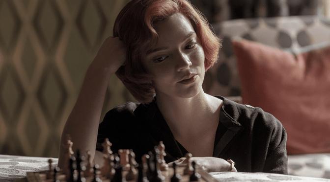 """tableros de ajedrez españoles disparan sus ventas después del cameo de """"Queen's Gambit"""""""