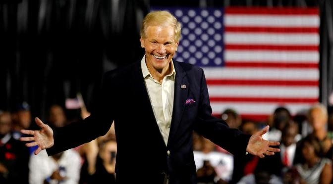 Biden designa a Bill Nelson como administrador de la NASA