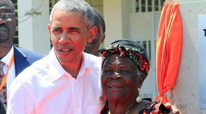Fallece abuela del expresidente Barack Obama