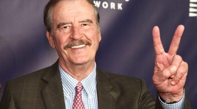 Vicente Fox espera que México apruebe proyecto de ley de cannabis la próxima semana