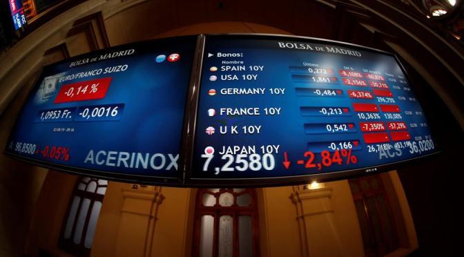 Acciones europeas suben, Danone y Flutter Entertainment se destacan