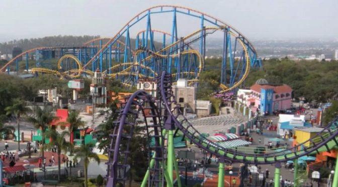 Six Flags tendrá descuento de 35% en su reapertura