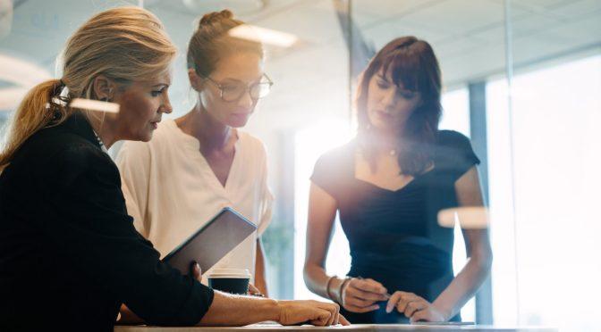Menos del 20% de las empresas mexicanas tiene accionistas mujeres y sólo 5% es encabezada por una mujer