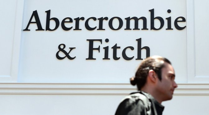 Ganancias de Abercrombie & Fitch superan previsiones