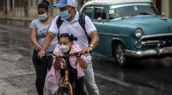 Casi toda la Habana recibirá vacunas experimentales cubanas COVID-19
