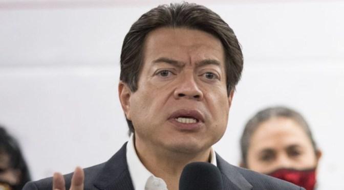 Mario Delgado acepta que formó parte de NXIVM, la secta de esclavas sexuales, pero que fue con engaños