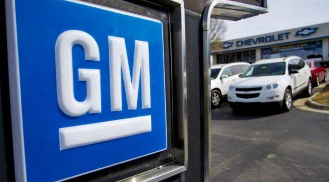 GM recorta aún más la producción en América del Norte debido a la escasez mundial de chips
