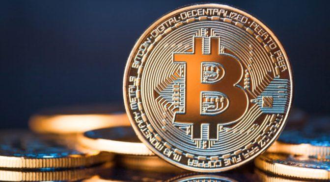 Bitcoin sube 4.2% y acaricia a la barrera de los 60,000 dólares