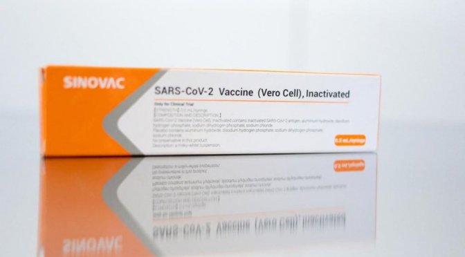 Sinovac dice que su vacuna es segura para niños desde 3 años