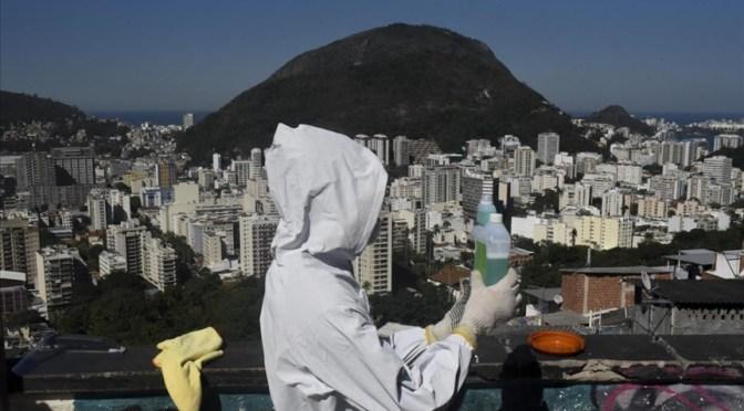 Sao Paulo reporta un récord de 1,021 muertes por COVID-19 en 24 horas