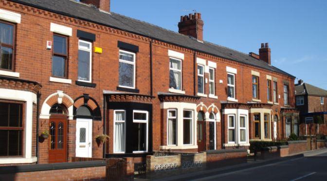 Inflación del precio de la vivienda en el Reino Unido se desacelera desde el máximo de 4 años