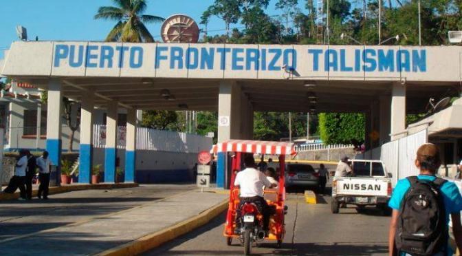 Estados Unidos y Guatemala crearán fuerza de seguridad en frontera