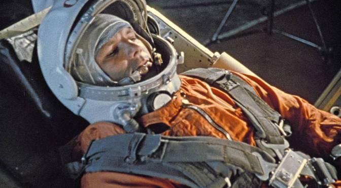 Se cumplen 60 años del viaje espacial de Yuri Gagarin