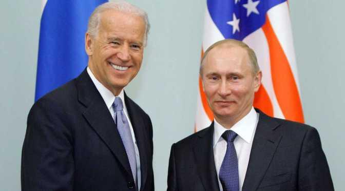 Putin y Biden podría realizar reunión en junio para evitar un nuevo conflicto bélico