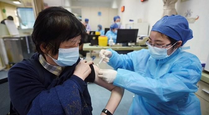 China aplicó 200 millones de vacunas para el coronavirus