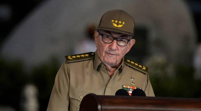 El oficial, Raúl Castro se retira de la política en Cuba