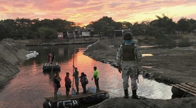 México, Guatemala y Honduras reforzarán seguridad fronteriza