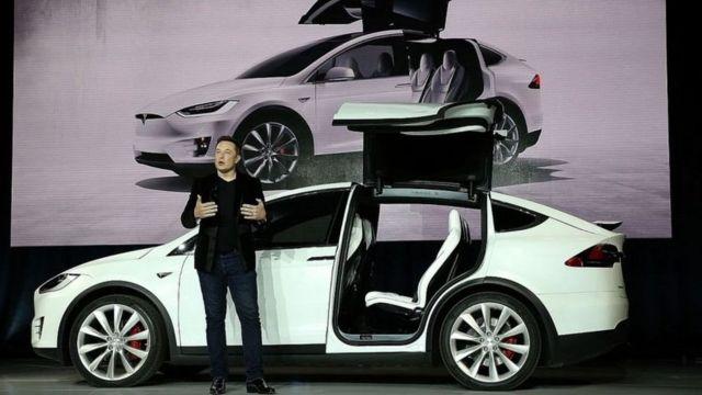 Ventas de vehículos eléctricos de Tesla en primer trimestre supera los números del año pasado